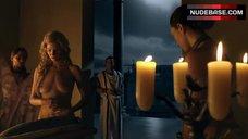 Viva Bianca Topless Scene – Spartacus