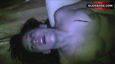 Erin Marie Hogan Topless Scene – Paranormal Entity