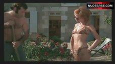 Marlene Jobert Hot in Bikini – Nous Ne Vieillirons Pas Ensemble