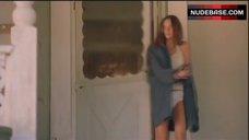 8. Gabrielle Anwar in Underwear