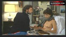 Carole Laure Shows One Tit – Get Out Your Handkerchiefs
