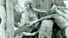 Francesca Ciardi Hot Scene – Cannibal Holocaust