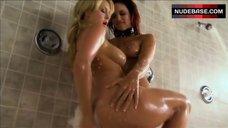 Jayden Cole Lesbian Sex in Shower – Bikini Frankenstein