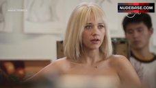 Rashida Jones Posing Nude – Angie Tribeca