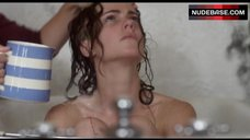 Amy Manson in Bathtub – Estranged