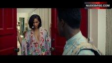 Chanel Iman Decollete – Dope