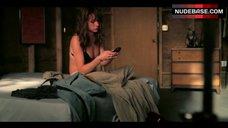 Britt Robertson Lingerie Scene – Girlboss
