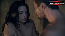 6. Katrina Law Full Frontal Nude – Spartacus