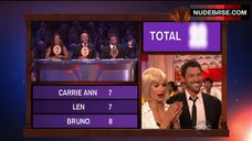 1. Erin Andrews Decollete – Dancing With The Stars
