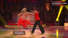 3. Erin Andrews Hot Dance on Stage– Dancing With The Stars
