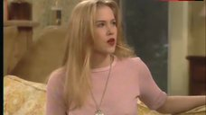Christina Applegate Nipples Through Dress – Married... With Children