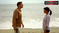 Marisol Nichols in Wet See Through Blouse – Ncis: Los Angeles