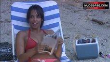 Fernanda Romero Bikini Scene – Creature Of Darkness