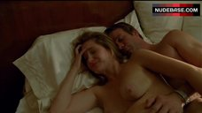 4. Pregnant Kathryn Hahn Nude in Bed – Hung