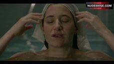8. Kathryn Hahn Nipple Slip – Transparent