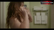 6. Kathryn Hahn Flashing Naked Boobs – I Love Dick
