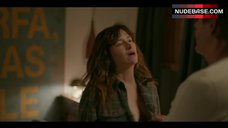 1. Kathryn Hahn Bare Tits and Pussy – I Love Dick