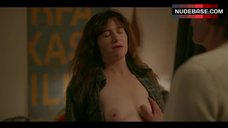 Kathryn Hahn Bare Tits and Pussy – I Love Dick