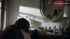 3. Emmy Rossum Flashing Panties – Shameless