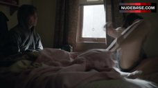 8. Emmy Rossum Flashing Panties – Shameless