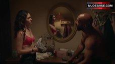 3. Emmy Rossum Lingerie Scene – Shameless