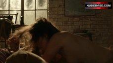 2. Emmy Rossum Having Sex – Shameless