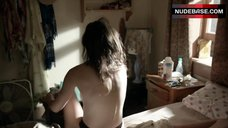 3. Emmy Rossum Flashes Her Breasts – Shameless
