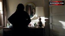 10. Emmy Rossum Nude Breasts – Shameless
