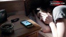 3. Emmy Rossum Nude Breasts – Shameless