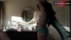 9. Emmy Rossum Nude Breasts – Shameless