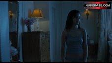 Emmy Rossum Underwear Scene – Comet