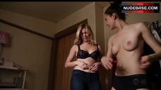Emmy Rossum Topless – Shameless