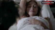 8. Sasha Alexander Nude Breasts – Shameless