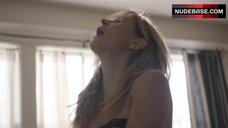 3. Sasha Alexander Sex on Top – Shameless