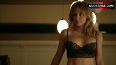 Sasha Alexander Shows Hot Lingerie – Shameless