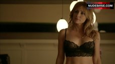 9. Sasha Alexander Shows Hot Lingerie – Shameless
