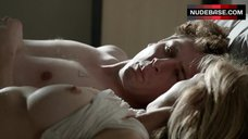 4. Sasha Alexander After Sex – Shameless