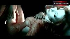 Mylene Farmer Nude and Bloodstained – Mylene Farmer Music Videos Ll & Lll