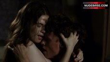 10. Hayley Atwell Sex Scene – The Pillars Of The Earth