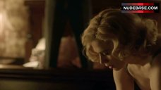 5. Hayley Atwell in Lingerie – Restless