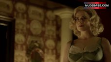 Hayley Atwell in Lingerie – Restless