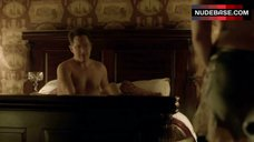 8. Hayley Atwell in Lingerie – Restless