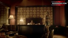 9. Hayley Atwell in Lingerie – Restless