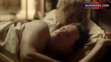 6. Hayley Atwell in Underwear – Restless