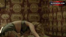 8. Hayley Atwell in Underwear – Restless