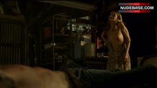6. Lindsay Pulsipher Exposed Tits – True Blood
