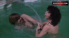 Felicity Dean Nude in Pool – Steaming