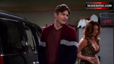 10. Aly Michalka Decollete – Two And A Half Men