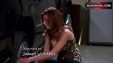 3. Aly Michalka Decollete – Two And A Half Men