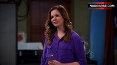 5. Aly Michalka Decollete – Two And A Half Men